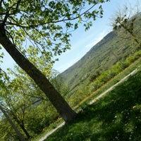 Photo taken at Parco Del Sole by Figen Ö. on 4/17/2016