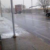 Photo taken at MBTA Bus Route 86 by Erik S. on 2/8/2013