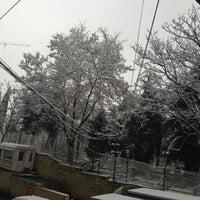 Photo taken at 2. Matbaacılar Sitesi by İbrahim Ege G. on 12/20/2012