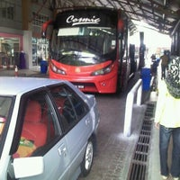 Photo taken at Hentian Duta Bus Terminal by Azaoth O. on 11/24/2012
