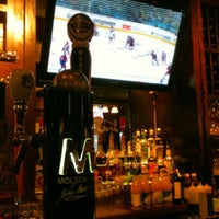 Photo taken at Casey's Grill Bar Mont-Tremblant by Michael H. on 12/30/2013