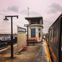 Photo taken at MTA Subway - Ozone Park/Lefferts Blvd (A) by Michael H. on 3/27/2015