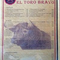Photo taken at El Toro Bravo Steak House by Jakub J. on 10/29/2013