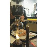 1/7/2015 tarihinde Nurdan K.ziyaretçi tarafından Arabica Coffee House'de çekilen fotoğraf