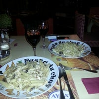 Photo taken at Al Dente by Mary K. on 11/10/2012