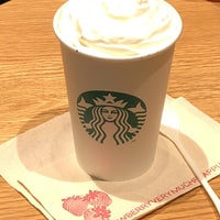 Photo taken at Starbuck Coffee by Tomomi on 4/27/2018