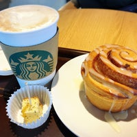 Photo taken at Starbuck Coffee by Tomomi on 3/22/2018