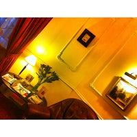 Das Foto wurde bei Арт-Отель Радищев von Anastasiya C. am 5/19/2014 aufgenommen