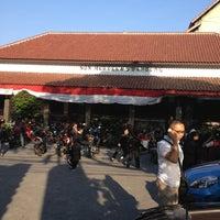 Photo taken at SDN Merdeka 5 Bandung by Popo on 8/21/2013