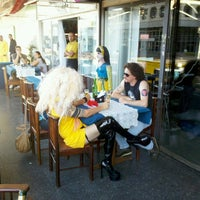 Photo taken at Balaio Café by Felipe A. on 3/31/2013