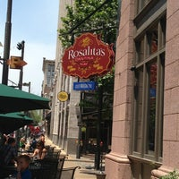 Photo taken at Rosalita's Cantina by Mary R. on 6/15/2013