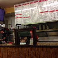 Photo taken at Del Rossi's Cheesesteak Co by Luke C. on 5/2/2014