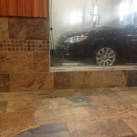 Photo taken at Octopus Car Wash by Chrissy F. on 4/1/2013