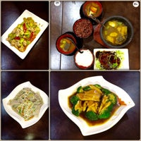 Photo taken at Xing Hua Vegetarian Restaurant by Natalya S. on 8/10/2015