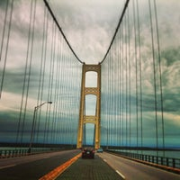 Photo taken at Straits of Mackinac by Gregory A. on 9/6/2013