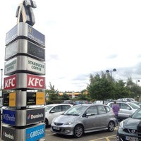 Photo taken at Baldock Motorway Services (Extra) by Sultan A. on 8/5/2014
