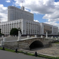 Photo taken at Russian Government Building by Tune4ka on 6/13/2013