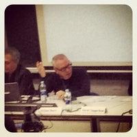 """Foto scattata a Edificio 13 """"Trifoglio"""" (Aule T) da Riccardo P. il 12/11/2013"""