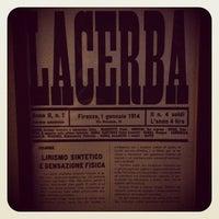 Foto scattata a Lacerba da Riccardo P. il 12/14/2012