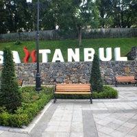 Снимок сделан в Парк «Стамбульский» пользователем Настя П. 6/17/2017