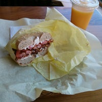 Photo taken at Katz Bagel by Reynaldo F. on 6/20/2013
