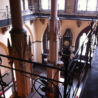 Photo taken at Bibliothek Theologie by Timo G. on 9/12/2013