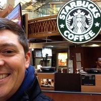 Photo taken at Starbucks by Eric H. on 2/2/2014