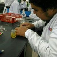 Photo taken at Pusat Pengajian Sains Kimia by 나즈미 나. on 3/27/2017