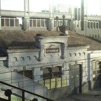 Photo taken at Gare d'Etterbeek / Station Etterbeek by Thomas B. on 12/12/2012