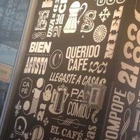 Photo taken at Cielito Querido Café by Tannia I. on 10/9/2013