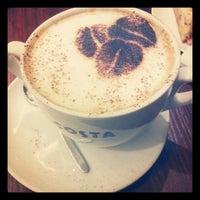Photo taken at Costa Coffee by Olga V. on 2/28/2013