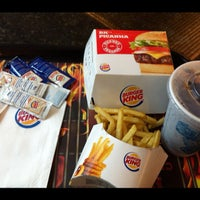 Photo taken at Burger King by Nightboy on 10/26/2012