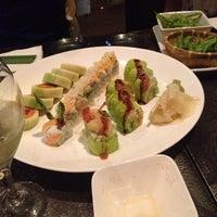 Photo taken at Mizu Japanese & Thai Cuisine by Catalina S. on 9/13/2013