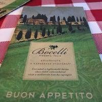 Photo taken at Bocelli Pizzeria Italia by Péter J. on 6/9/2017