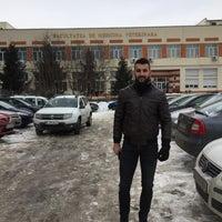 Photo taken at Facultatea de Medicină Veterinară by Sasha P. on 2/13/2017