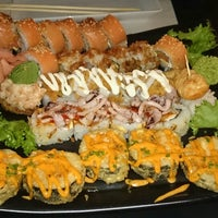 Photo taken at Mori Sushi by Maha E. on 2/24/2014