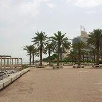 Photo taken at Marina Beach by Abdullah F. on 5/8/2013