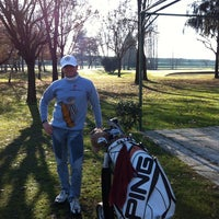 Photo taken at Cento Golf Club by Federico D. on 12/28/2013