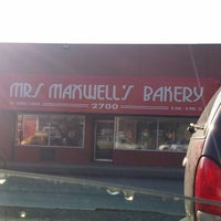 Photo taken at Mrs. Maxwell Bakery by Dawn   :o) D. on 12/3/2012