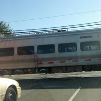 Photo taken at LIRR - Nassau Blvd Station by Dawn   :o) D. on 11/21/2012