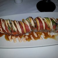 Photo taken at Sushi Siam Key Biscayne by Alexis G. on 11/9/2013