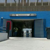 Photo taken at Metrorrey (Estación Penitenciaria) by Nacho V. on 4/29/2017