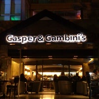 Photo taken at Casper & Gambini's by Abdulaziz A. on 10/27/2012