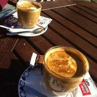 Photo taken at Café - Bar Carabela by Alvientooo on 11/11/2012