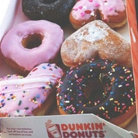 Photo taken at Dunkin' Donuts by PurePure G. on 8/6/2013