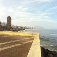 Photo taken at Costanera by Rodrigo G. on 1/17/2013