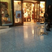 Photo taken at The Shops at Liberty Place by Lin Z. on 11/1/2012