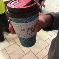 Photo taken at Caribou Coffee by Sɹɐʌɐuı S. on 1/20/2017