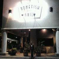 Photo taken at Bonefish Grill by Darin V. on 11/22/2012