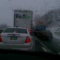 Photo taken at Pennsylvania Turnpike by Tracy B. on 12/29/2012